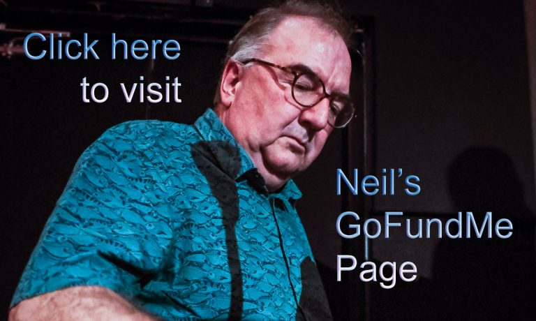 Click here to visit Neil's GoFundMe page
